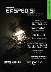 Majalah ekspedisi kacip