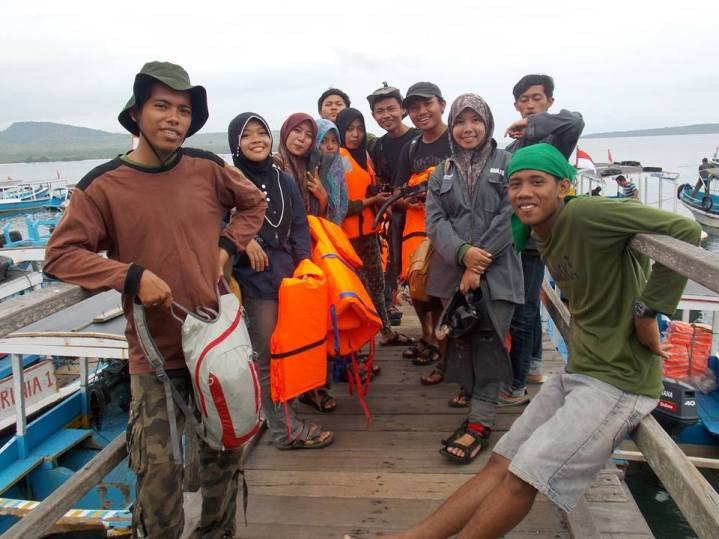 Goes to Menjangan Island