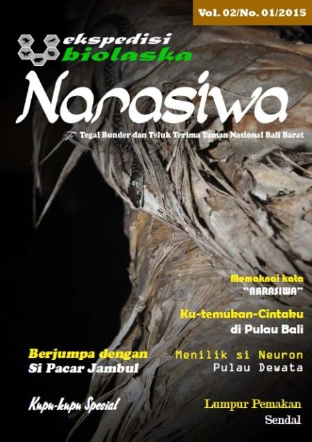 Cover Majalah Ekspedisi Bali
